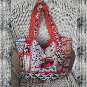 Banjara Boho Hippie gypsy Bag handmade fair trade